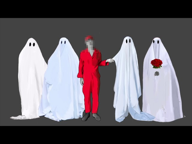 A Ghost  - Travis