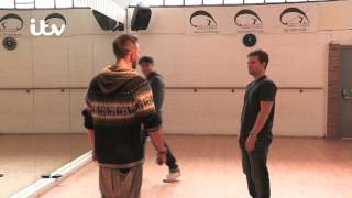 Saturday Night Takeaway: PJ AND DUNCAN REHEARSAL