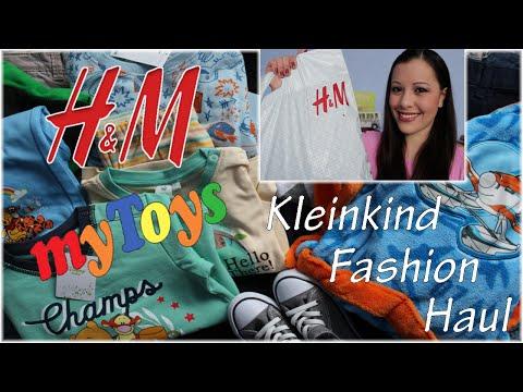 H&M & MYTOYS SALE / KLEINKIND FASHION HAUL - wir lieben Disney | NatBittersweet