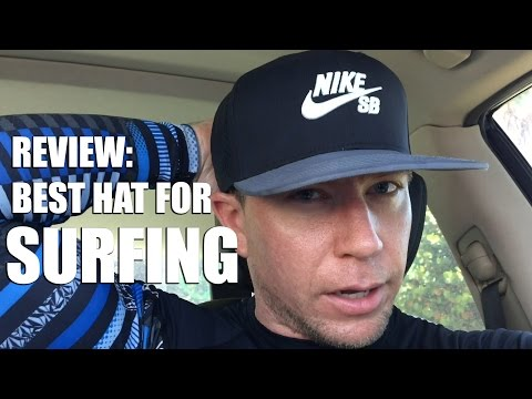Best Hat for Surfing Review | How to Surf with a Hat