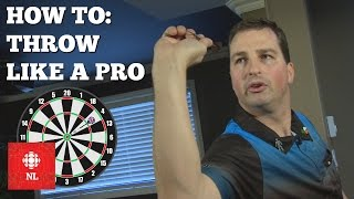 How To Throw Like A Pro: Darts Tips