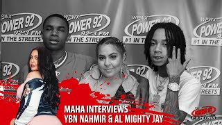 YBN Almighty Jay On P****y Punishment with Blac Chyna + More!