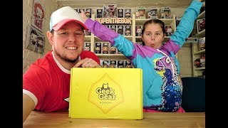 GEEK GEAR WIZARDRY UNBOXING | AUGUST 2018 | THE WIZARDING WORLD OF HARRY POTTER | FANTASTIC BEASTS