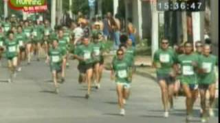 preview picture of video 'Maroñas running 2009 2a parte Largada'