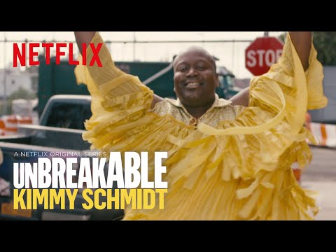 Unbreakable Kimmy Schmidt Season 3 Featurette