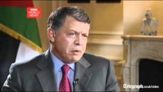 King Abdullah Of Jordan: If I Were In Bashar Al Assads Shoes, I Would Step Down