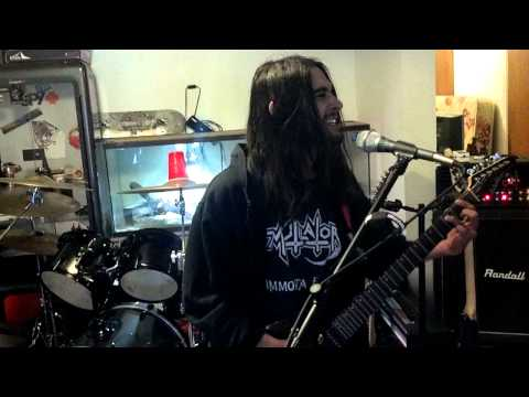 Hellfunk - Moonlit Masquerade/Night Forest Jam (live)