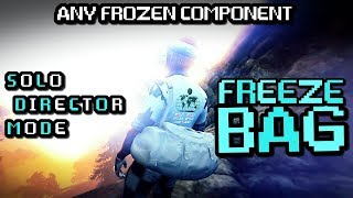 GTA 5 HOW TO *FREEZE* WHITE DUFFLE BAG! | *SOLO* DIRECTOR MODE GLITCH 1.50 | FROZEN BAG! (PS4/XBOX)