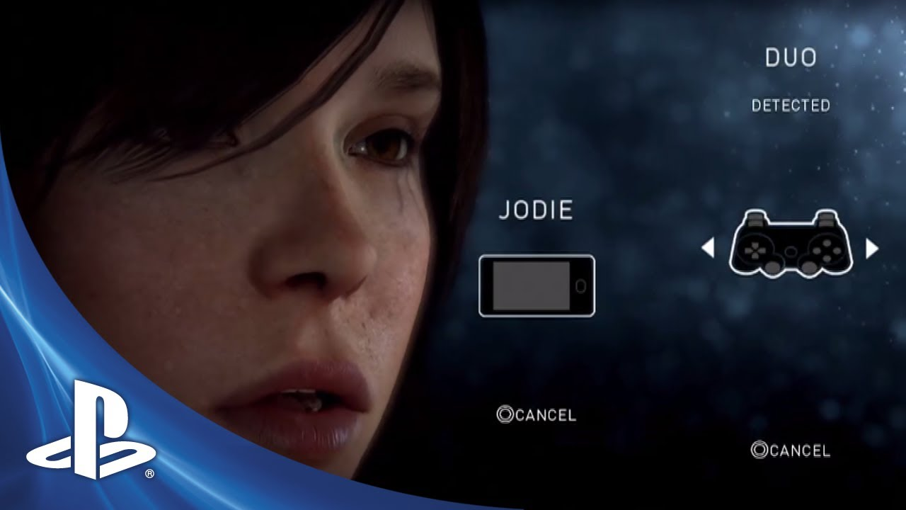 Play Beyond: Two Souls With Your Mobile Device Now