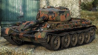 wot t 54 first prototype