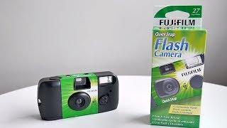 35mm Disposable Camera Challenge | Fujifilm Quicksnap