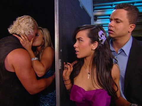 Original Extreme Rules Plans Are AJ/Ziggler Really Dating
