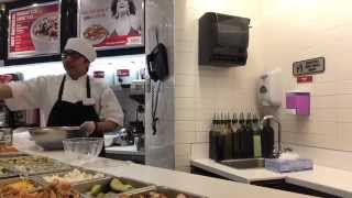 Creating a Seasonal Salad (Strawberry Fields) Cafe Metro