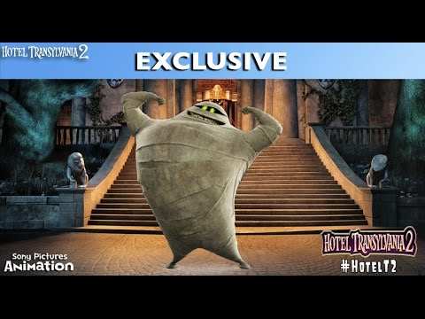 Hotel Transylvania 2 (Viral Video 'Murray Is Ready to Party')