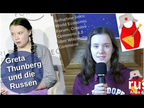 Greta Thunberg und die Russen [Video]