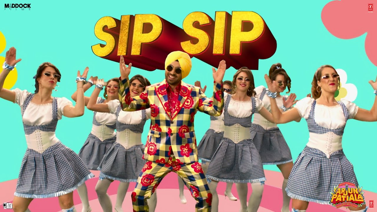 Sip Sip Lyrics - Arjun Patiala