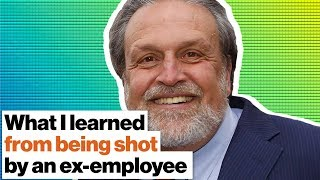 Shot by a disgruntled employee, I discovered the heroism of ordinary people. | Dennis Charney
