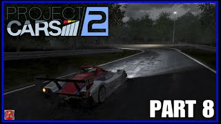 Project CARS 2 Career walkthrough Part 8 | Supercars Lites British Championship | PS4 PRO