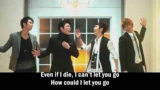 2AM - Even If I Die, I Can't Let You Go [Eng. Sub]
