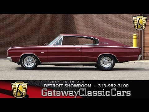 Video of Classic '66 Dodge Charger - $21,595.00 - LSO9