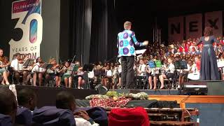 Todii   Oliver Mtukudzi With The Combined Schools Orchestra And Choir