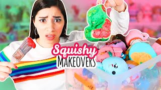 """Fixing The UNFIXABLE: Squishy Makeovers from """"The Hopeless Bin"""""""