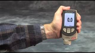 PosiTector SPG Surface Profile Gage