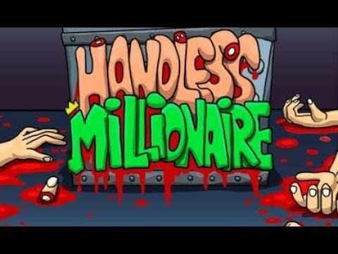 HANDLESS MILLIONAIRE: TRICK THE GUILLOTINE (BROWSER GAME)