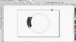 Corel Draw Tutorial Mezcla Interactiva 1