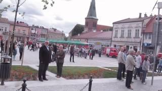 preview picture of video 'Parada wozów bojowych z okazji Dnia Dziecka - OSP Strzyżów'