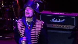 Adam Ant - Live Concert - The Human Beings - Wilbur Theater - Boston MA - 1/24/17