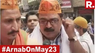 WATCH: Republic TV's Live Report From Varanasi | #ArnabOnMay23