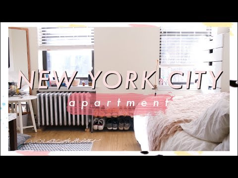 Moving into a NYC Apartment on A Budget!