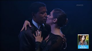 Babyface & Allison Holker X-Files Performance on Dancing with the Stars | LIVE 9-19-16