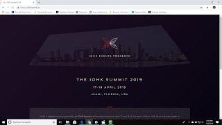 IOHK Summit 2019 Cardano is Coming | Philpa