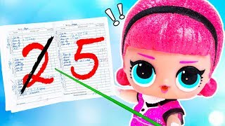 ТАКОГО от Вероники НИКТО НЕ ЖДАЛ! Мультик Мультик #ЛОЛ СЮРПРИЗ Школа Куклы Игрушки Для девочек