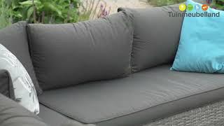 Loungeset Romeo Intratuin.Formiga Loungeset Lichtgrijs Merk Garden Impressions Collectie