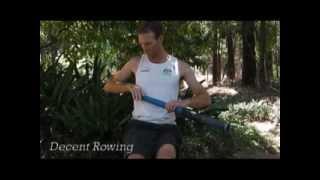 Rowing a Pair - Short Tutorial