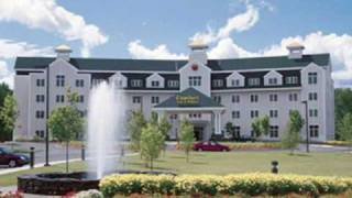 preview picture of video 'Comfort Inn & Suites, St. Johnsbury, Vermont'
