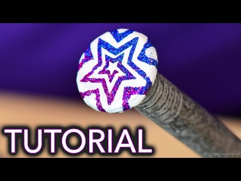 Nail painting tutorial