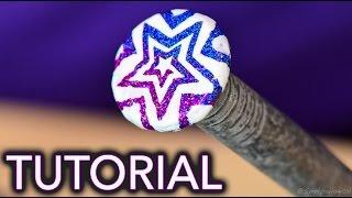 Nail painting tutorial