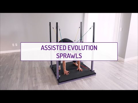 Assisted Evolution Sprawls