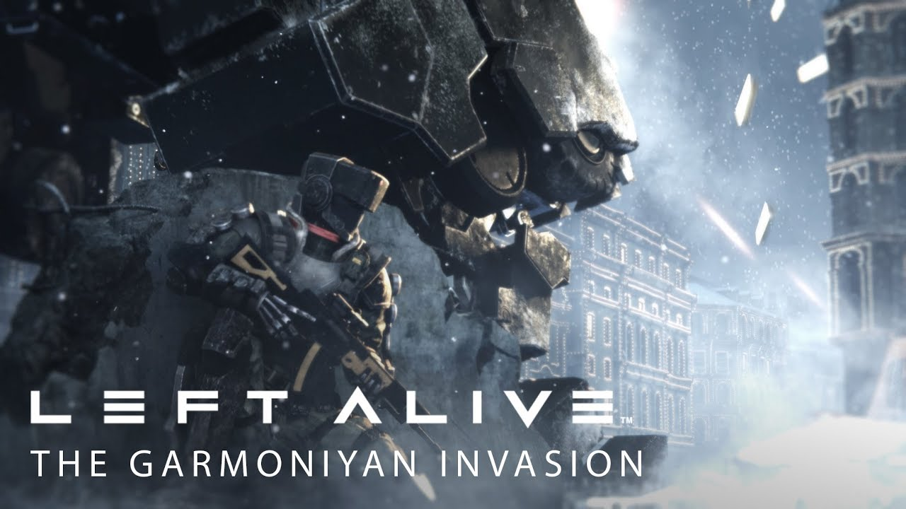 Video LEFT ALIVE® - MECH EDITION [PS4]