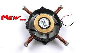 Powerful Free Energy Generator