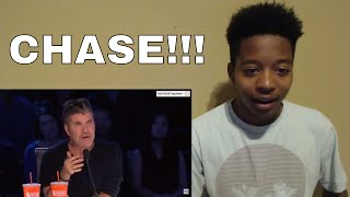 Chase Goehring: Singer Songwriter Gets Golden Buzzer From DJ Khaled - AGT 2017 (REACTION/REVIEW)