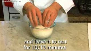How To Make Puff Pastry The Italian Way (Part 1)