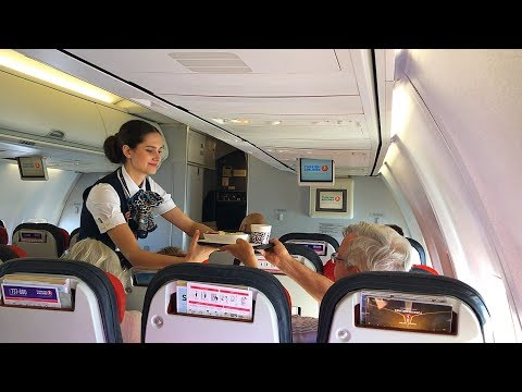 Turkish Airlines, Antalya Airport to Istanbul Airport, Business Class