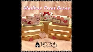 Mailbox Treat Box Tutorial - Valentine's Or Anytime