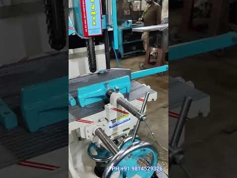 Chain Mortising Machine