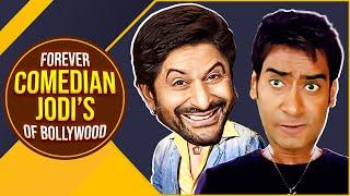 Forever Comedian Jodi's Of Bollywood   Best Comedy Scenes Arshad Warsi - Ajay Devgan - Paresh Rawal